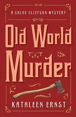 Old World Murder By Ernst, Kathleen